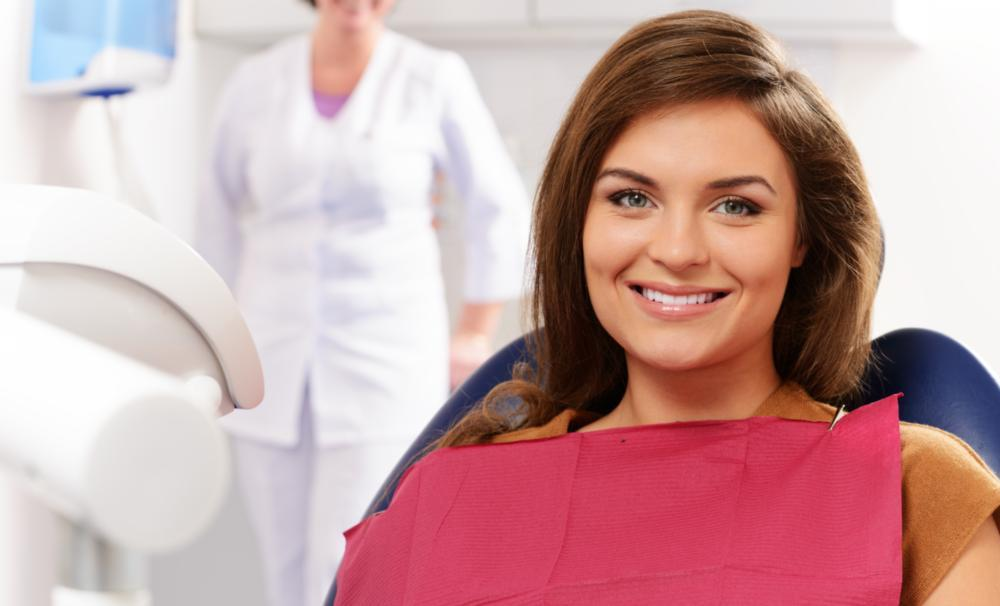 Woman | Dental Crowns Troutdale OR